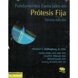 Fundamentos Protesis Fja H. Shillingburg Libro Pdf 3ed