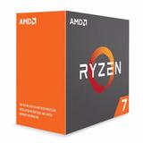 Procesador Amd Ryzen 1700x 3.4 - 3.8 Ghz 8 Nucleos 16 Hilos