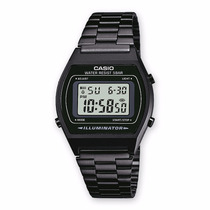 Reloj Casio B640 Negro Original Vintage