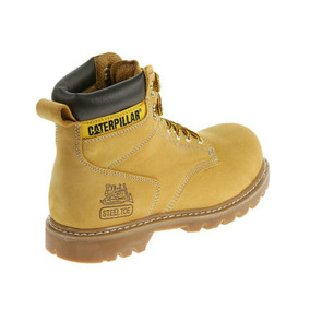 Botas Caterpillar Con Puntera De Hierro Modelo Second Shift