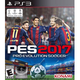 Pes 2017 Ps3 | Digital Español Oferta | Stock Permanente!