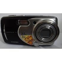 Câmera Digital Mitsuca Dc6393br 8.0 Megapixelsinfo Vitrine