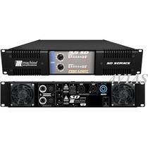 Amplificador De Potência Machine Sd3.5 2.400w Rms Lj 4vias