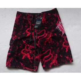 Pantaloneta Bermuda Fox Importada