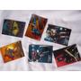 6 Tarjetas De Batman Y Robin Ypf Argentina 1997 Colección
