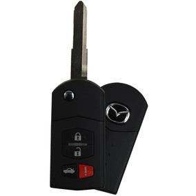 Llave Control Mazda 3 5 6 Rx8 Cx5 Cx7 Cx9