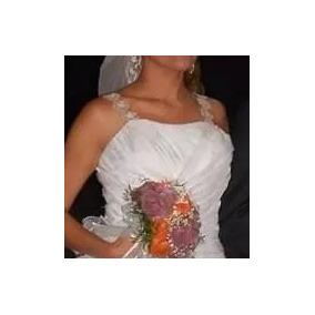 Vestido De Noiva Sereia - Pronta Entrega