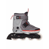 Patines En Linea K2 Midtown Gray. Urban Freestyle Caballero