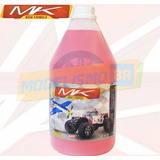 Mk Combustivel P/ Automodelo Nitro Metano 20% Race Blend