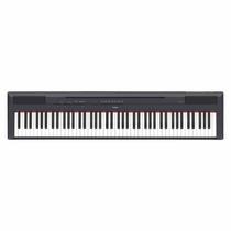 Piano Digital Yamaha Intermedio, Negro Mod.p115 B
