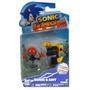 Sonic Boom Blister X 2 Original De Tomy
