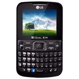 Telefono Celular Lg C-297, Bluetooth, Facebook, Doble Sim