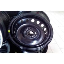 Jogo Rodas De Ferro - Coquinho - Gm R15x6 - Furação 04x100