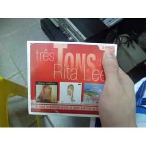 Box Triplo Nacional - Três Tons De Rita Lee