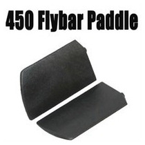 Paddle Stabilizer Blade Hk450 V2 Helicoptero Hk450 V2 Trex