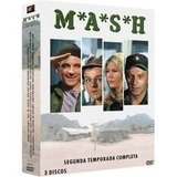 Mash 2ª Temporada Box C/ 3 Dvds Lacrado Original