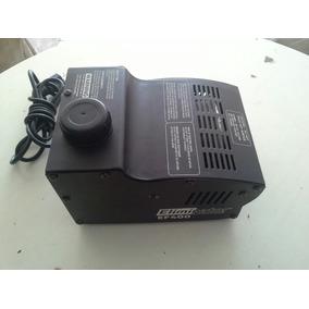 Camara De Humo Profecianal Eliminator Modelo Ef.400