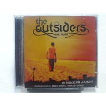 Cd The Outsiders Music Praise Retroceder Jamais = Sebocorre