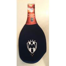 Funda Térmica Para Cerveza Caguama De Rayados De Monterrey