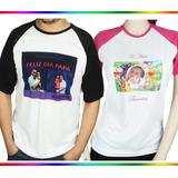 Franelas Personalizadas,sublimacion Estampadas A Full Color
