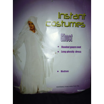 Disfraz Bruja,vestido Con Gorro Dama-mujer Talla M/l Adulto