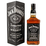 Whiskey Jack Daniels C/estuche D/litro Whisky Envio Gratis