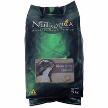 Ração Nutropica Natural Trinca-ferro, Pixarro - 5 Kg