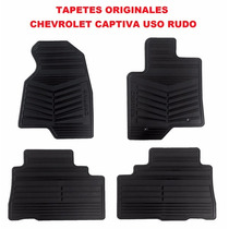 Tapetes Originales Chevrolet Captiva Uso Rudo, Envío Gratis!