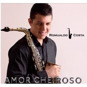 Cd Instrumental De Sax (amor Cheiroso) Romualdo Costa