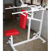 Press Militar Maquina Para Discos : Guerra Fitness Equipment
