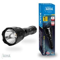 Lanterna Super Led Resistente A Água À Pilha 130 Lumens Aiha