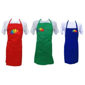 Avental Oxford C/bolso (cozinha/gastronomia/uniforme)
