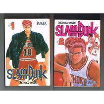 Slam Dunk - Tomo 1 Al 10 - Editorial Ivrea