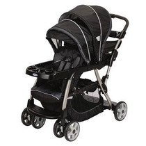 Coche Graco 12 Posiciones Ready 2 Grow Metropolis Original