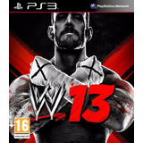 Wwe 2k13 W13 Ps3 Tomo Usados!