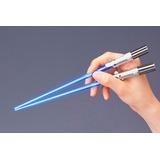 Palillos Sushi Star Wars Light Saber Led