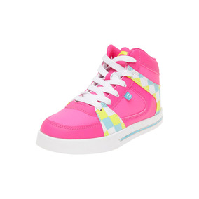 Charly - Tenis Skate - Rosa - 1070506 Ss15
