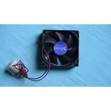Ventoinha Cooler Dc Brushless Dc 12v Max Power Para Gabinete