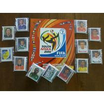 Album Copa Mundo 2010/ Todas Figurinhas P/colar