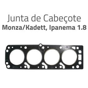 Junta De Cabeçote Para Chevrolet Monza Kadett Ipanema