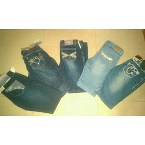 Jeans Pantalon Salvaje De Dama 5/6 7/8 9/10 Mayor Y Detal