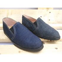 Zapatos, Cocuiza, Calzado, Alpargata, Para Caballeros Jeans