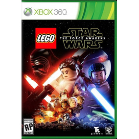 Lego Star Wars The Force Awakens Xbox 360 Midia Fisica