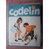 Codelin Agosto 1961 Revista Infantil Codex Educación