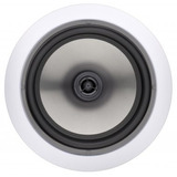 Arandela Som Teto Gesso Home Theater Embutir Rc 8 Loud Audio