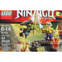 Lego Ninja Go Lava Falls 70753