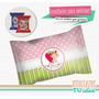 Frutillita Bebé - Envoltorio Alfajor Para Imprimir