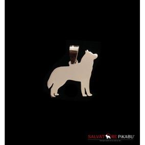 Siberiano Dije Perro Alpaca Oferta 2017