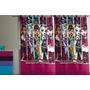 Cortina Para Varão Monster High 2,90 X 2,20 Lepper