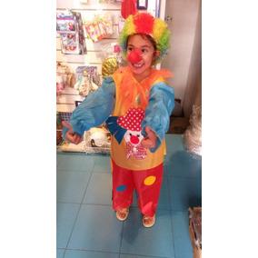 Disfraz De Payaso Para Niños De 6 A 8 Años Clown